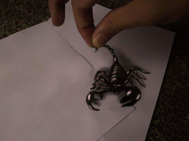 3D Pencil Drawings by Ramon Bruin http://www.jjkairbrush.nl/home/