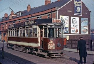 New Archive Material – Gateshead Trams