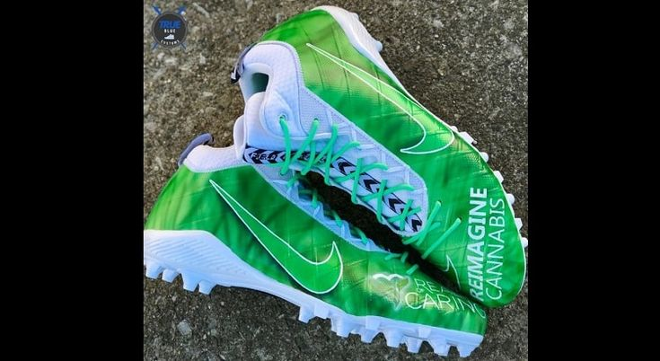 Sunday: NFL Player To Wear Cannabis-Themed Cleats For 'My Cause, My Cleats' Campaign