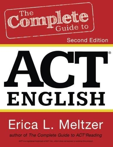 89 best act prep resources images on pinterest trigonometry the complete guide to act english 2nd edition fandeluxe Gallery