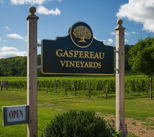 Gaspereau Vineyards is a premium boutique winery located in the Gaspereau Valley, just minutes from Wolfville, Nova Scotia. The first winery to establish in the valley, Gaspereau Vineyards is situated on the edge of a picturesque, 35-acre vineyard. Best known for outstanding Rieslings, Gaspereau Vineyards specializes in fruit-forward, terroir driven read more