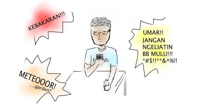 this my friend Umar.