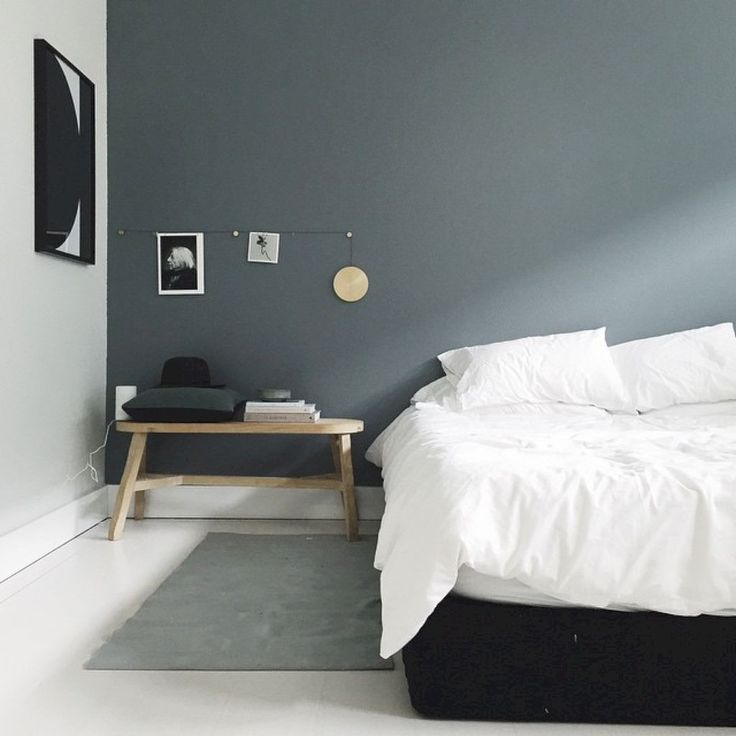 Cool 57 Modern Minimalist Bedroom Design Ideas https://homeylife.com/57-modern-minimalist-bedroom-design-ideas/