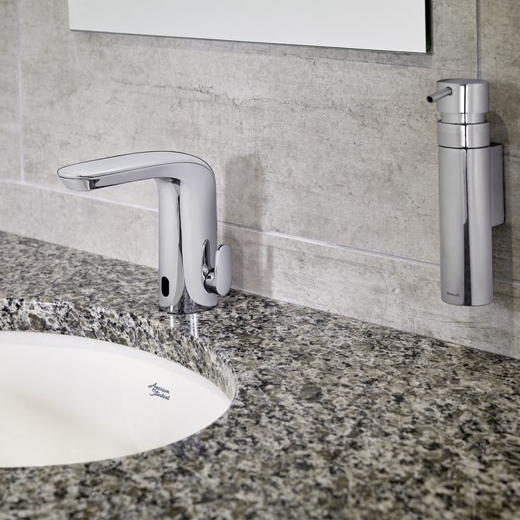 NextGen Selectronic Integrated Commercial Faucet with SmarTherm