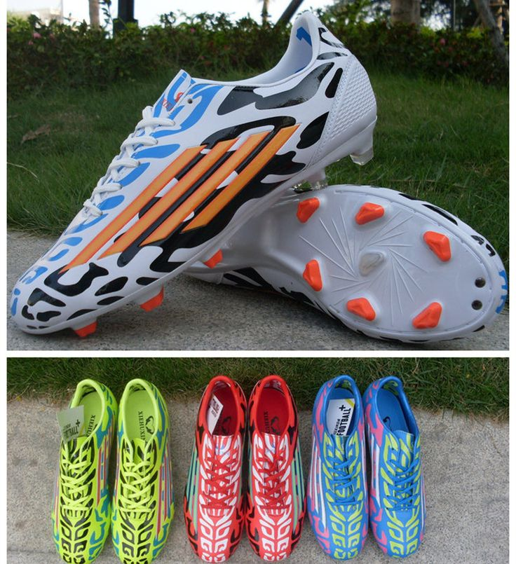 2015 NEW Cheap Men Soccer Shoes Football Boots Soccer Cleats Football Sport  Boots Size 39-