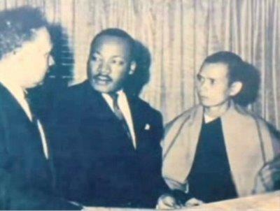 Thay with Martin Luther King