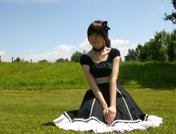 Sew your own lolita dress!! It's be easy to change lolita genres just by altering your choice in color, lace, decoration, etc.!