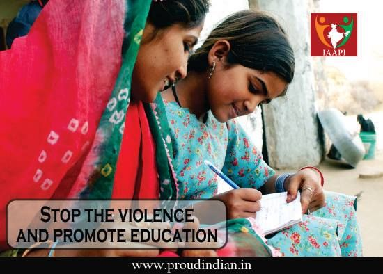 20 year old girl killed in Jharkhand by the Maoist as she chose education over guns. Yet another victory of violence over books. We need a bright future for the country and not a stained one. Stop the violence and promote education. #stopviolence #education