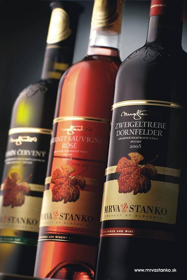 #Wine #slovakia mrva&stanko