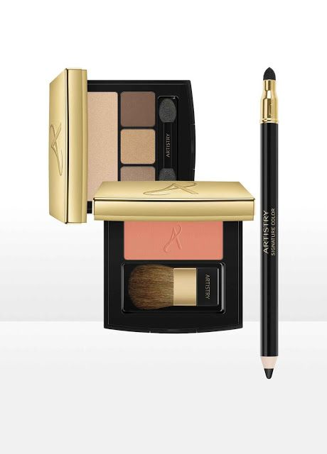 ARTISTRY EXACT FIT™ Longwearing Foundation & ARTISTRY Signature Color™ Eye & Cheek από την Amway   Anastasia's Beauty Secrets