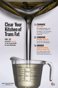 Trans fat - Wikipedia, the free encyclopedia