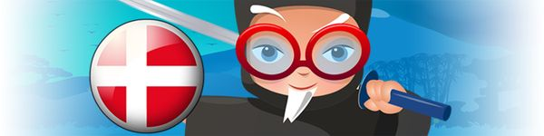 The Professor Ninja Danish app contains 1000 carefully selected words and phrases, covering the main areas of everyday vocabulary (eg. family, numbers, nature, travel, school, pastimes). To ease the learning process, each word and phrase is accompanied by a picture and an audio recording by a professional native speaker.