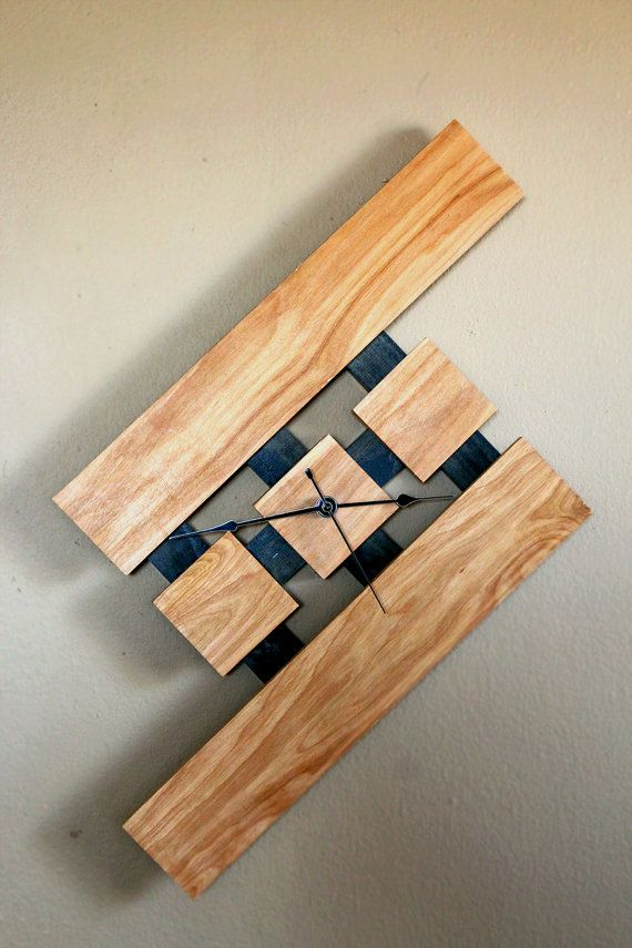 Wall Wood Clock