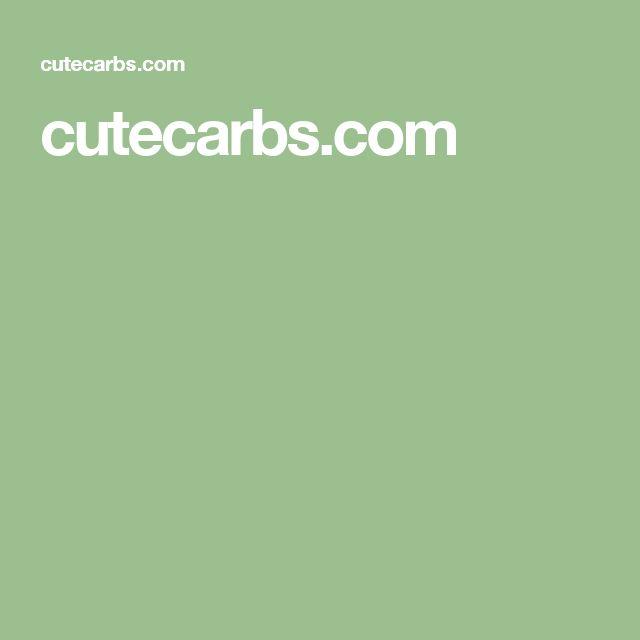 cutecarbs.com