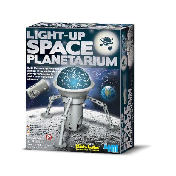 Set Crea Planetario Proyector 14€ +8años