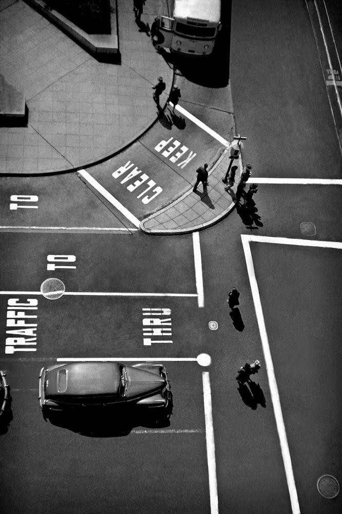 Post & Powell, Union Square, 1947