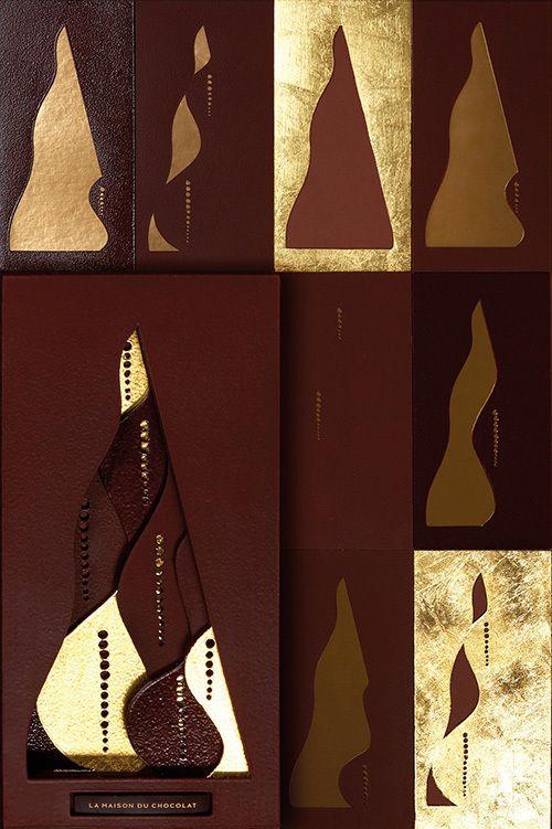 ラ・メゾン・デュ・ショコラ、クリスマス限定チョコ発売 - 1日1粒でカウントダウンを楽しむカレンダー - 写真3 | ニュース - ファッションプレス