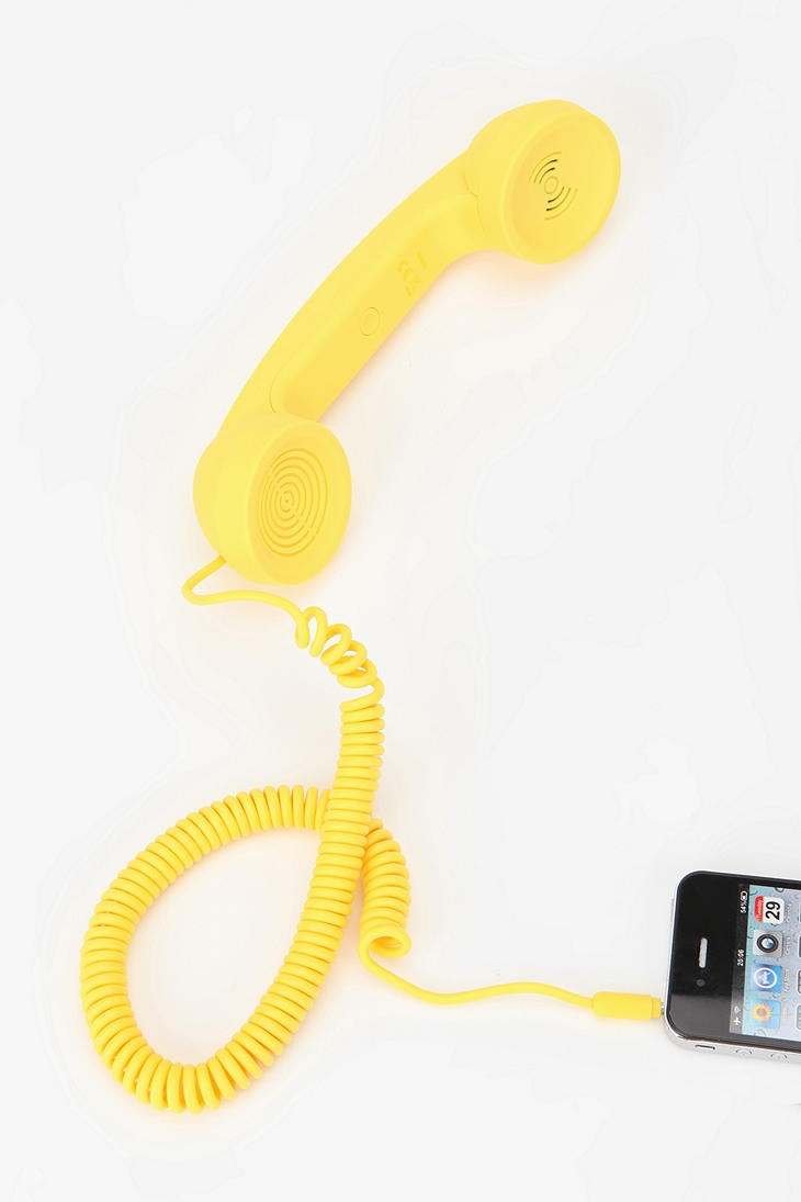 Native Union Pop Phone Handset  #UrbanOutfitters