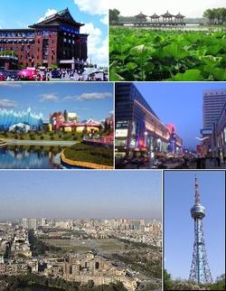 Changchun - Wikipedia, the free encyclopedia