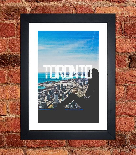 Toronto CN Tower Print - Digital download.