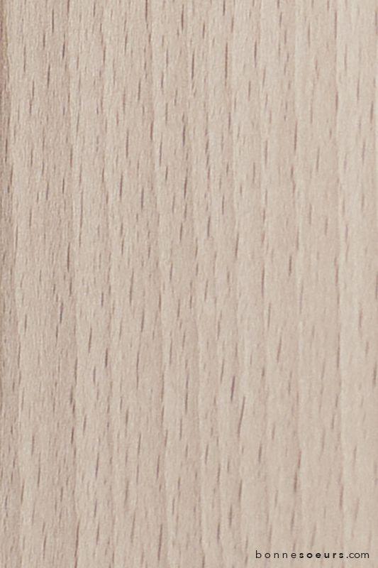 bonnesoeurs design lit maison echantillon hetre blanc massif brut