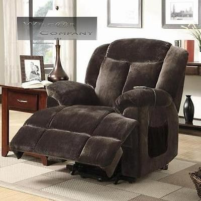 New Brown Velvet Lift Recliner Power Lazy Boy Chair Seat Furniture & Best 25+ Lazy boy chair ideas on Pinterest | Rooms to go recliners ... islam-shia.org