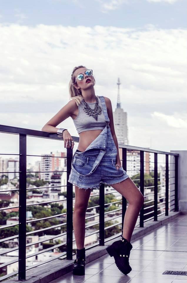 Valentina Zenere es pura Moda ❤❤