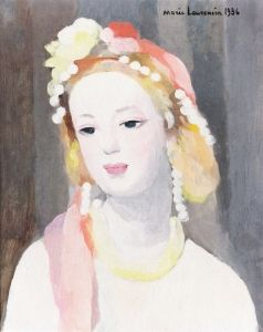 Head - Marie Laurencin - The Athenaeum