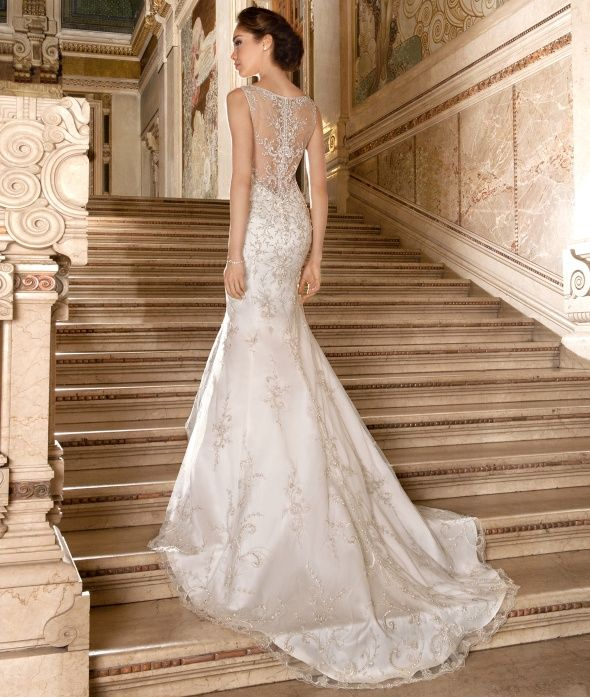 60 best Demetrios Wedding Dresses images on Pinterest | Wedding ...