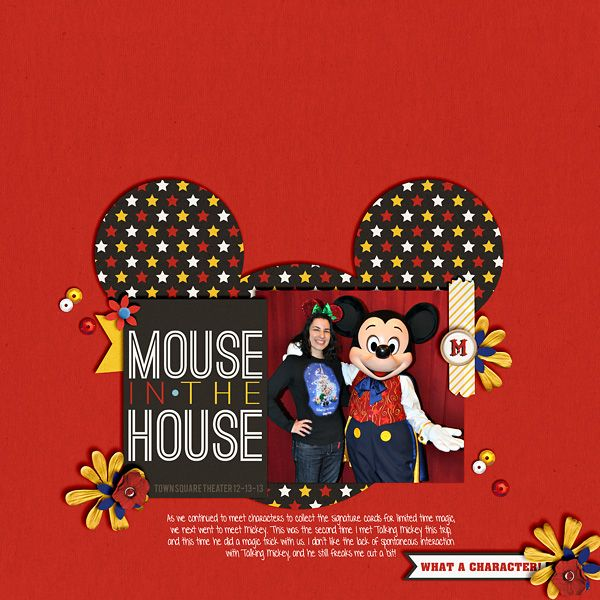 Project mouse house
