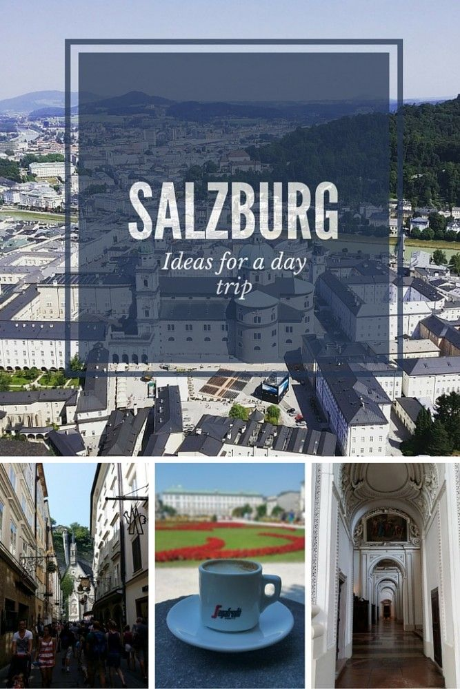 salzburg ideas for a day trip