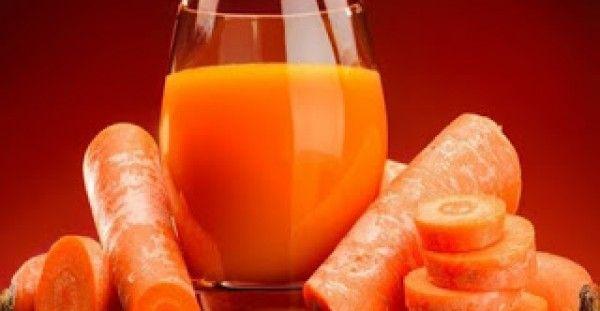 Έπινε χυμό καρότο κάθε μέρα για 8 μήνες: Δείτετην τρομερή αλλαγή!