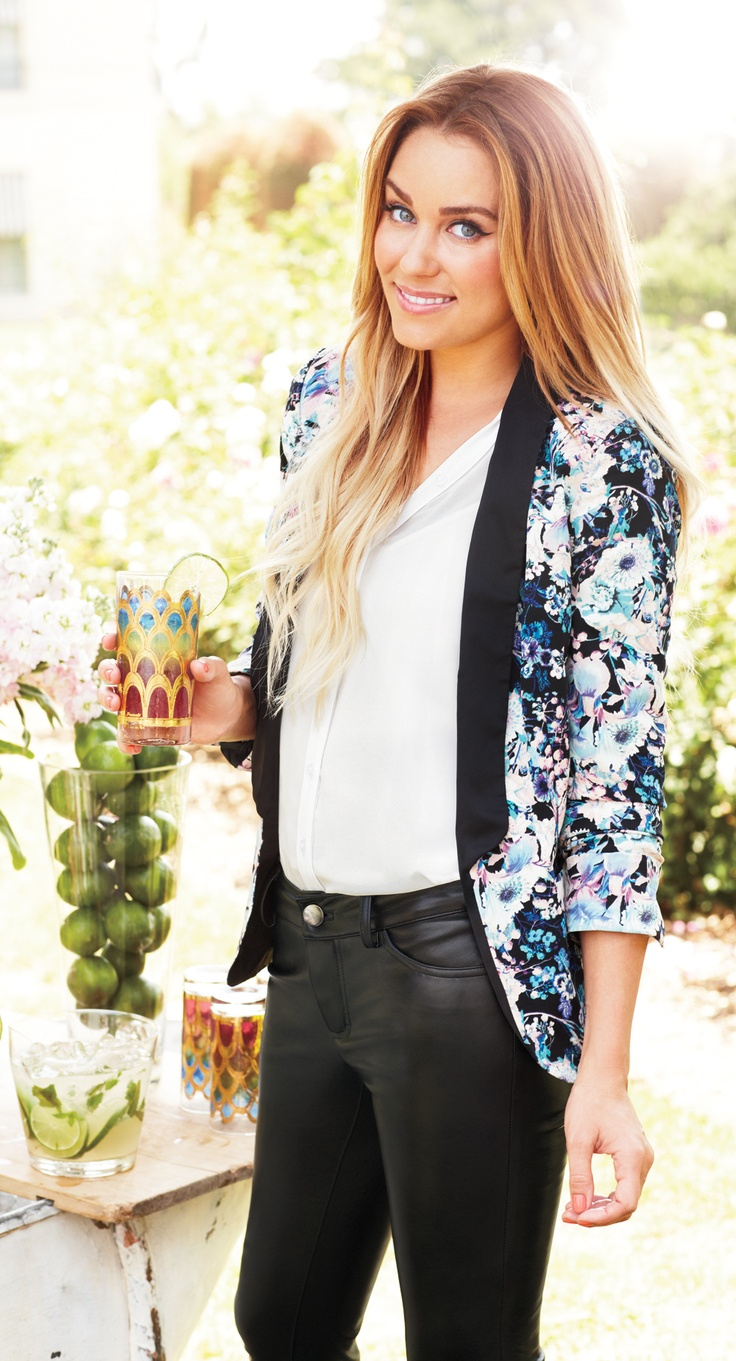 """""""I love this mix of sweet and sophisticated style."""" - Lauren Conrad #CelebFaves #LCKohlsFav #Kohls"""