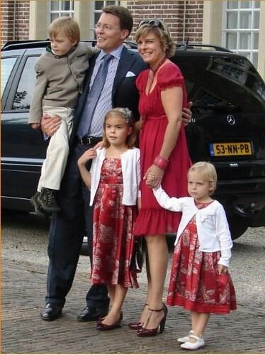 Prince constantin family