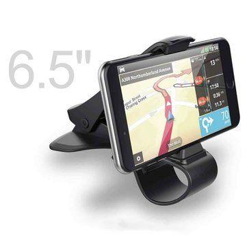 Bakeey™ ATL-1 Universal NonSlip Dashboard Car Mount Holder Adjustable for iPhone iPad Samsung GPS Smartphone Sale - Banggood.com