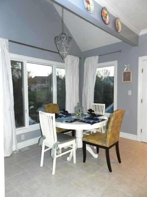marchella dining table pier one. pier 1 white ronan dining table and chairs in a breakfast nook marchella one