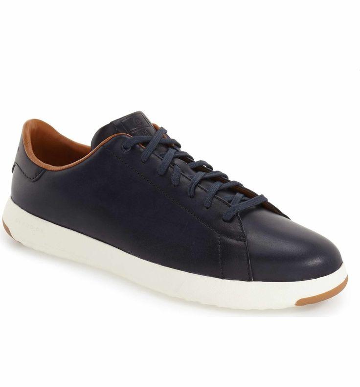 GrandPro Tennis Sneaker. Cole Haan ShoesTennis SneakersMen's ...