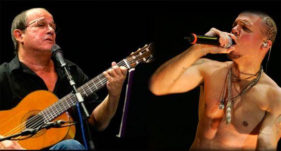 """El grupo Calle 13 y el cantante cubano Silvio Rodríguez ganaron hoy el Grammy Latino en mejor video musical versión corta y Juanes se llevó el galardón en versión larga en la XVI entrega anual que se realiza en un casino MGM de Las Vegas. Calle 13 ganó con el video """"Ojos color sol"""" que…"""