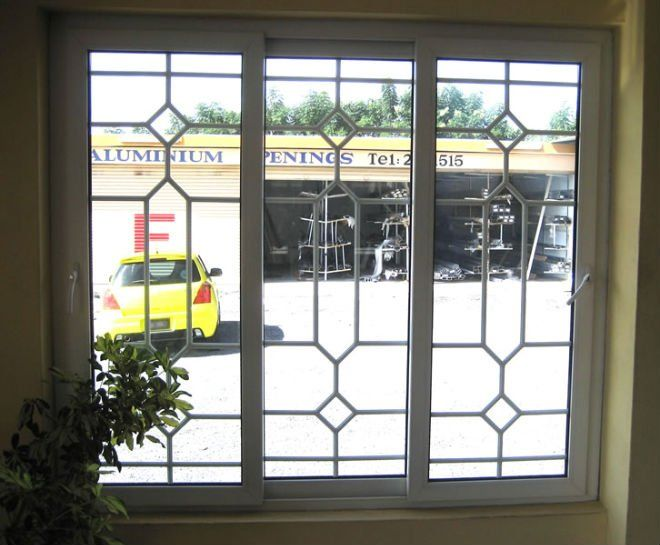 20 best window grills design images on pinterest window for Window design iron