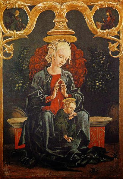 Madonna col Bambino (1460 circa; Washington, National Gallery)