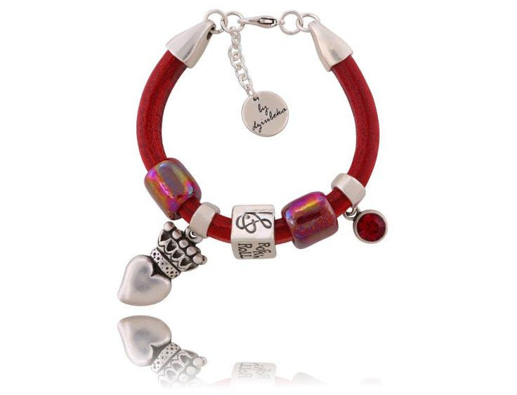 #ByDziubeka #bracelet #bransoletka #jewelry #rock