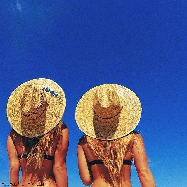 nice Hit the beach in style with summer hats. #summer #beach #hat... Check more at http://hatsforlady.com/hit-the-beach-in-style-with-summer-hats-summer-beach-hat.html