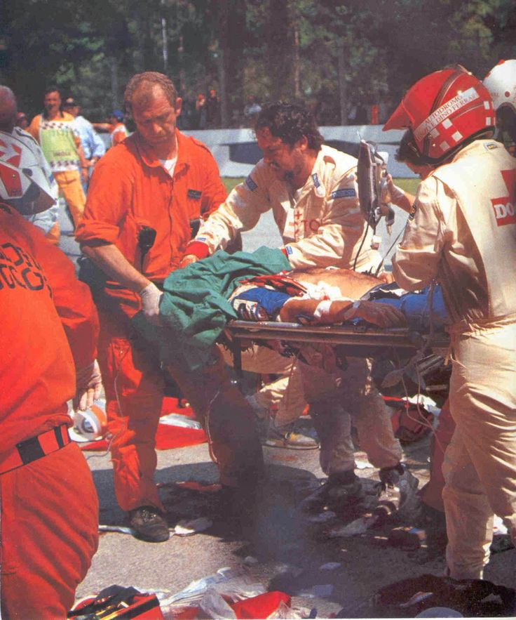 Ayrton Senna Acidente