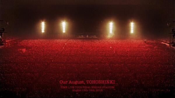 tvxq nissan stadium -