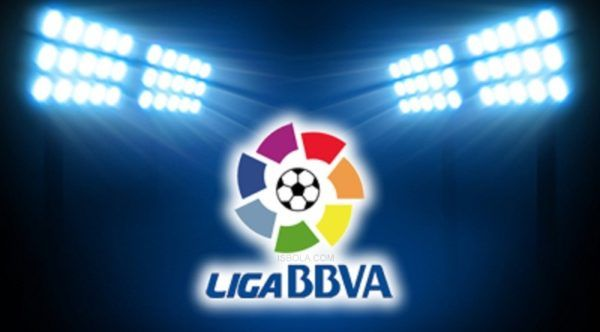 Jadual pertandingan Liga Spanyol