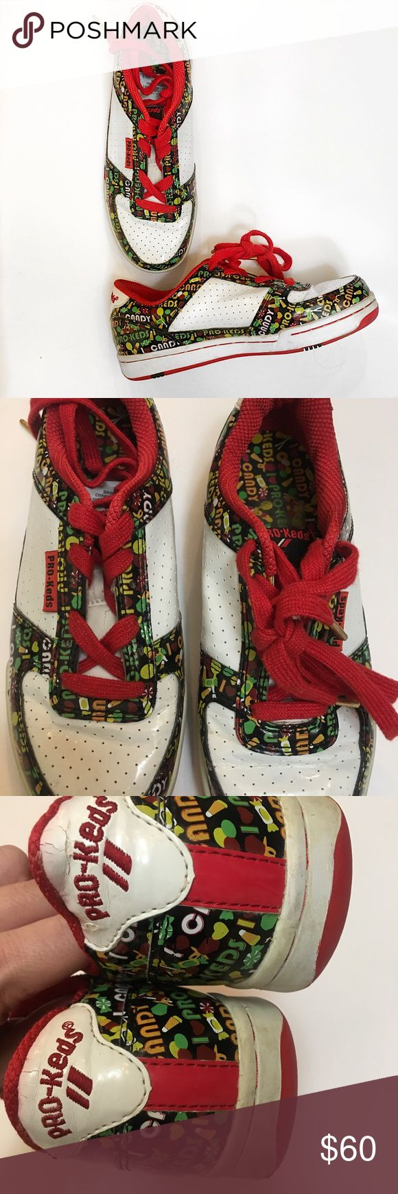 Rare pro keds candy series 7.5 7.5 Keds Shoes Athletic Shoes