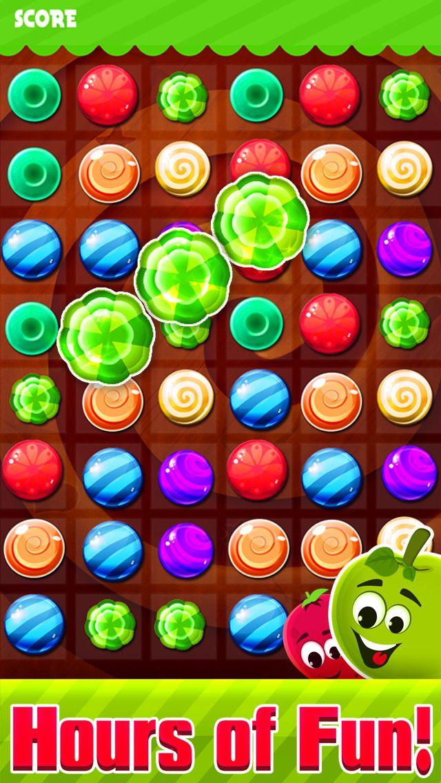 App Shopper: Candy Blast 2015 - Mania Of Fun Soda Candies Match 3 Puzzle Game (Games)