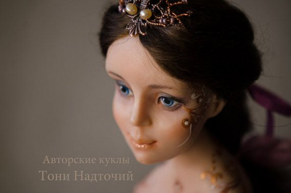 Princess Anush от DollsTonyNadtochiy на Etsy