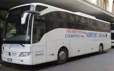 Atral-Schiaffni Rome Airport Bus At Termini Station    Least expensive option €4,90