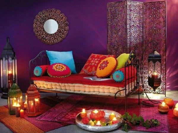 #orientalisch #orient #farben #Einrichtungen #wohnung # ...